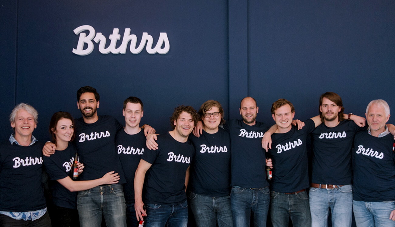 the team of brthrs utrecht