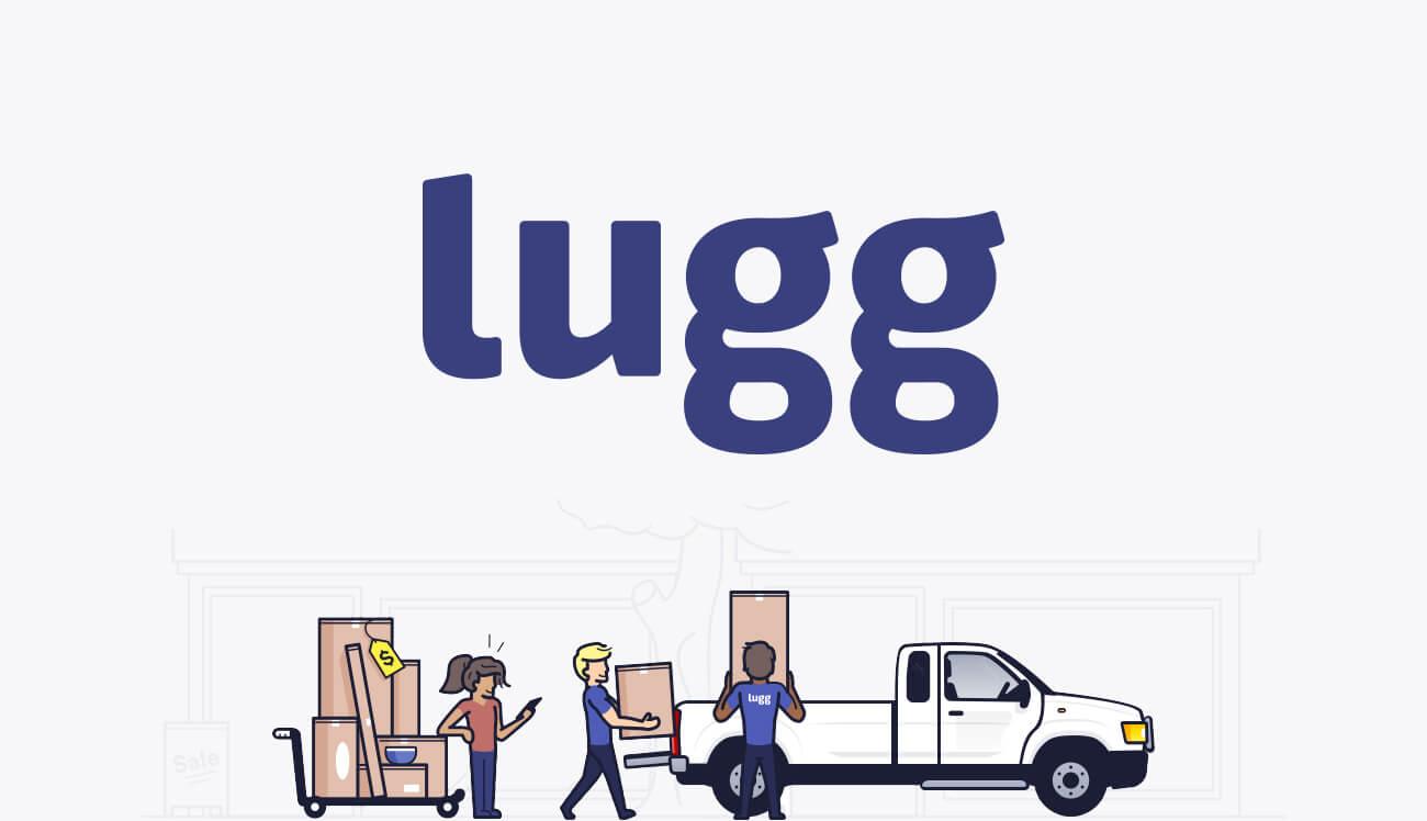 lugg illustration and logo