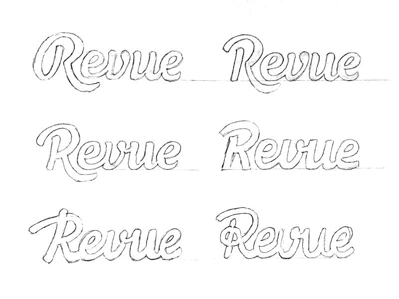 Revue sketches