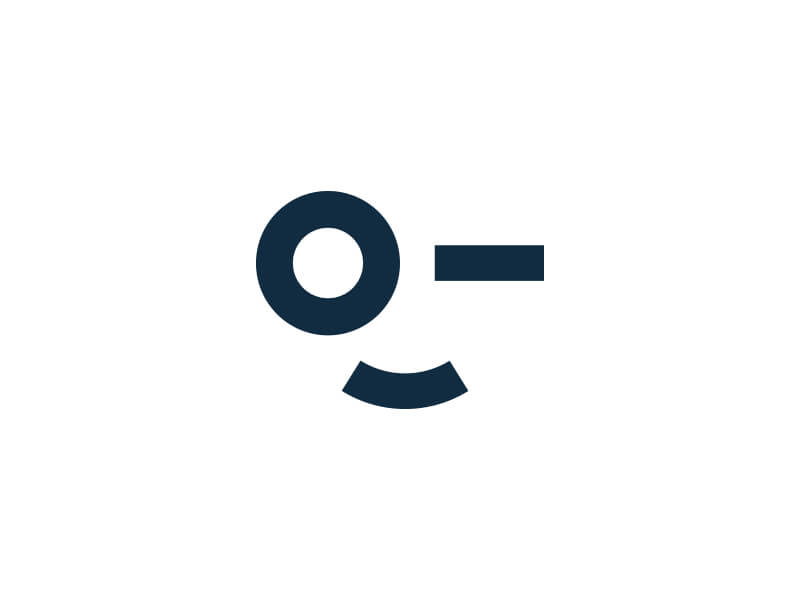 smile logo designmodo