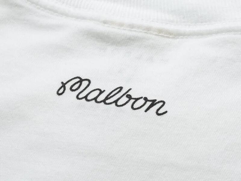 MALBON-LOGO-T-SHIRT